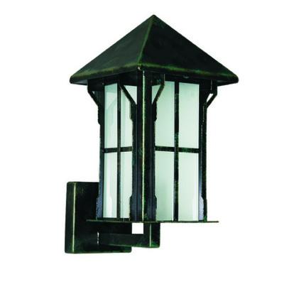 Русские Фонари Монреаль 320-11/bgg-11, настенный светильник Monreale