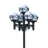 Парковый фонарь Versailles 520-45/b-30